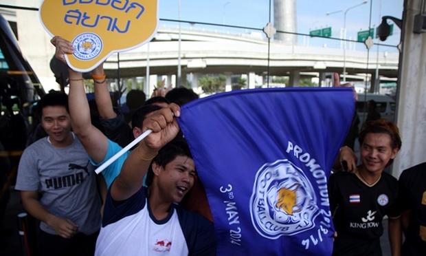 Leicester City - niem tu hao cua nguoi Thai hinh anh 2