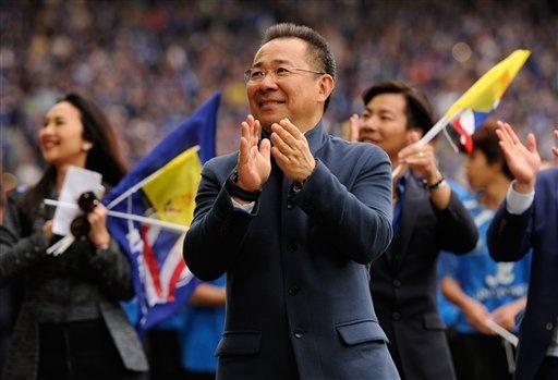 Leicester City - niem tu hao cua nguoi Thai hinh anh