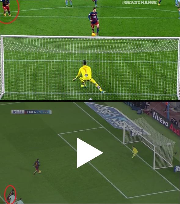Pha phoi hop giua Messi va Suarez khong hop le hinh anh 1