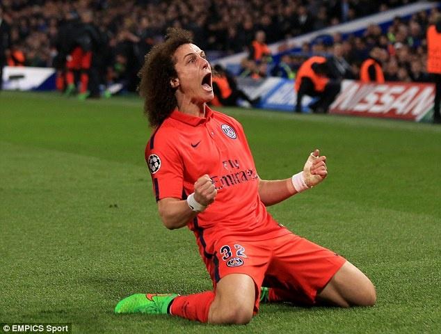 David Luiz - trai dang 50 trieu bang lai de doa Chelsea hinh anh 1
