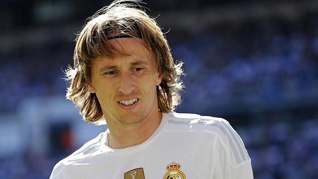 Luka Modric - Nguon duong khi cua Zidane va Real hinh anh