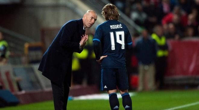 Luka Modric - Nguon duong khi cua Zidane va Real hinh anh 3