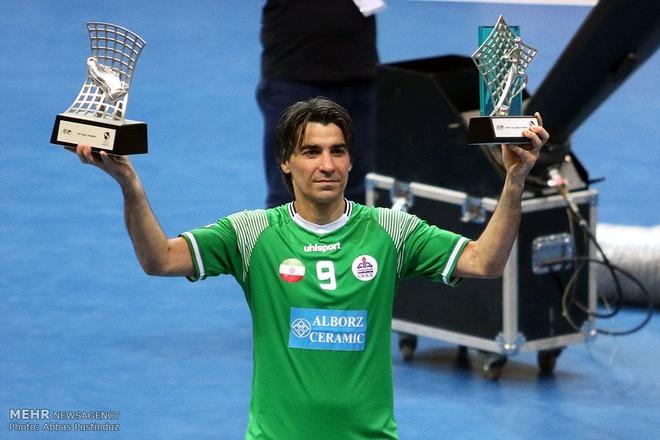 Nhung cau chuyen thu vi cua futsal Iran hinh anh 2