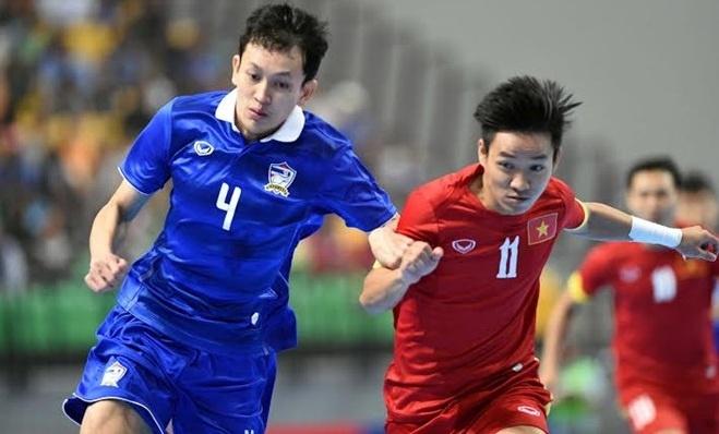 Futsal Thai Lan - Lam vua Dong Nam A nho hoc tap Brazil hinh anh