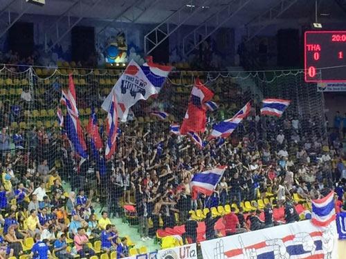 Futsal Thai Lan - Lam vua Dong Nam A nho hoc tap Brazil hinh anh 2