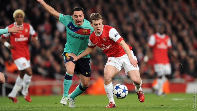 Dau Barcelona, Arsenal can tai hien tinh than 2011 hinh anh 1