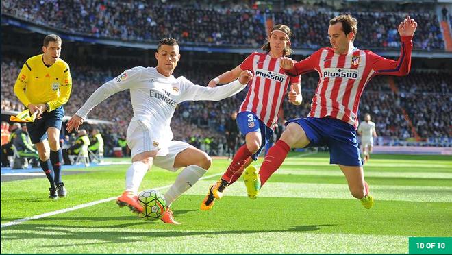 Ronaldo da choi kem o cac tran cau dinh nhu the nao? hinh anh 9
