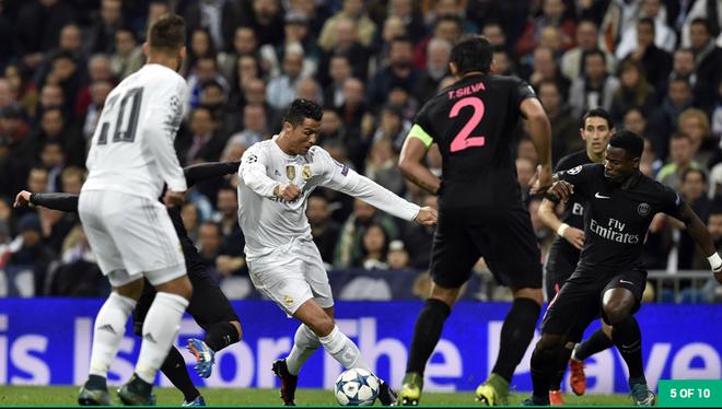 Ronaldo da choi kem o cac tran cau dinh nhu the nao? hinh anh 4