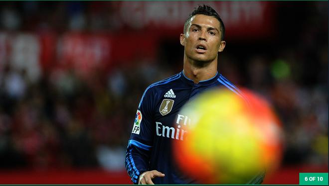 Ronaldo da choi kem o cac tran cau dinh nhu the nao? hinh anh 5