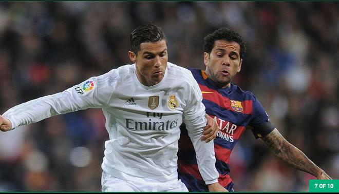 Ronaldo da choi kem o cac tran cau dinh nhu the nao? hinh anh 6