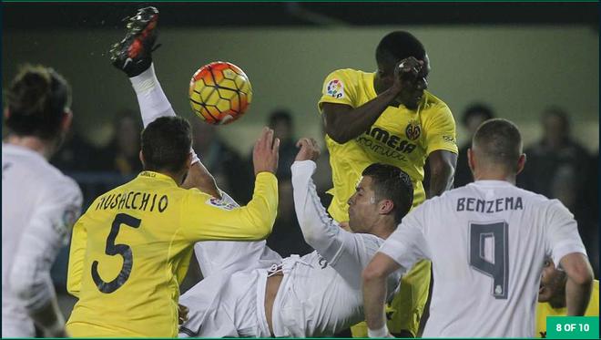 Ronaldo da choi kem o cac tran cau dinh nhu the nao? hinh anh 7