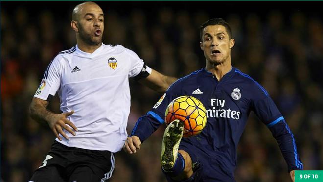Ronaldo da choi kem o cac tran cau dinh nhu the nao? hinh anh 8