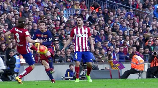 'Co mot chien dich bao boc Messi trong long Tay Ban Nha' hinh anh 1