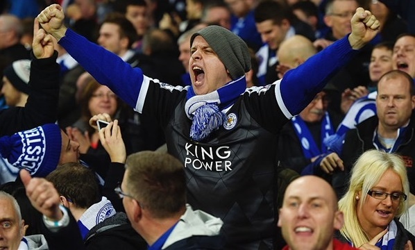 Dong dat nhe vi fan Leicester an mung hinh anh