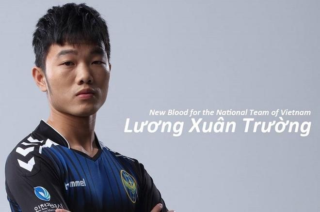 Xuan Truong duoc ca ngoi la dong mau moi cua tuyen Viet Nam hinh anh