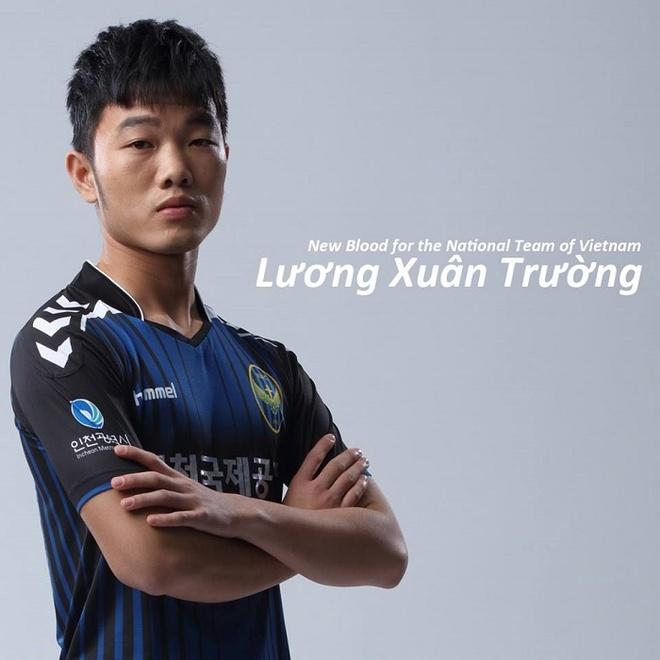 Xuan Truong duoc ca ngoi la dong mau moi cua tuyen Viet Nam hinh anh 1