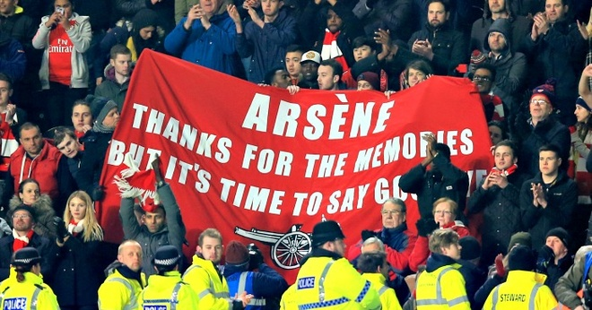 Su menh cua Wenger o Arsenal da khep lai hinh anh 1