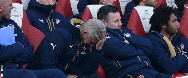 Su menh cua Wenger o Arsenal da khep lai hinh anh 2