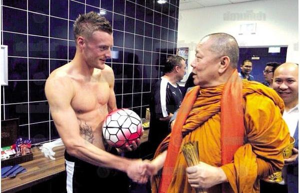 Nha su Thai Lan he lo vu khi tinh than cua Leicester hinh anh