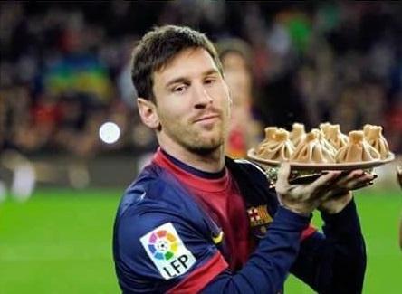 Messi sap khai truong nha hang o Barcelona hinh anh