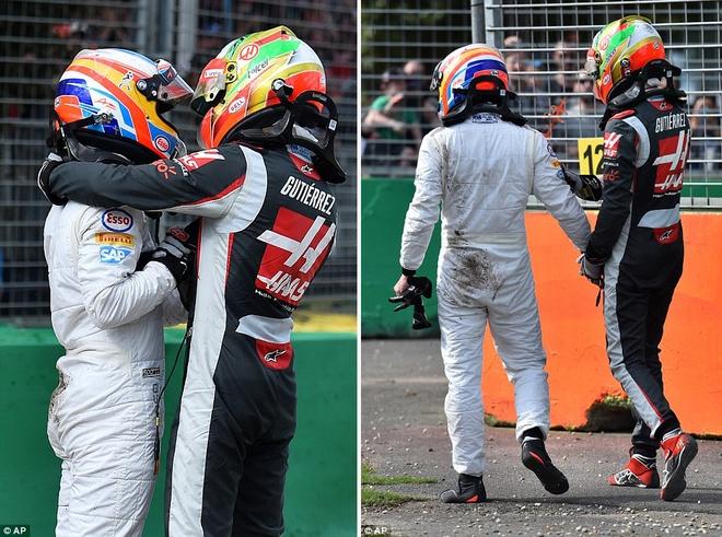 Alonso thoat chet sau vu tai nan khien xe dua nat vun hinh anh 7