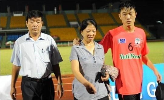Bao Han vi Xuan Truong la 'Ki Sung Yeung cua Viet Nam' hinh anh 1