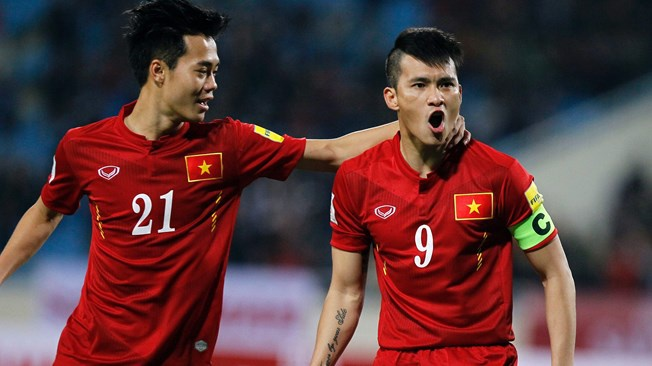 Cong Vinh duoc website FIFA ca ngoi la Beckham Viet Nam hinh anh 1