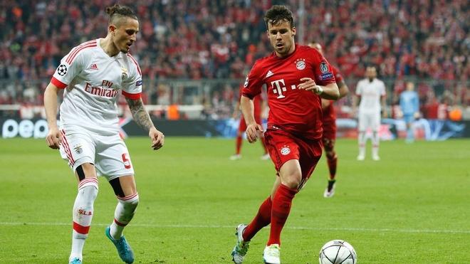 Cham diem Bayern vs Benfica: Doi khach kien cuong hinh anh 18