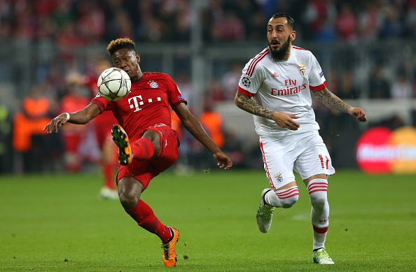 Cham diem Bayern vs Benfica: Doi khach kien cuong hinh anh 2