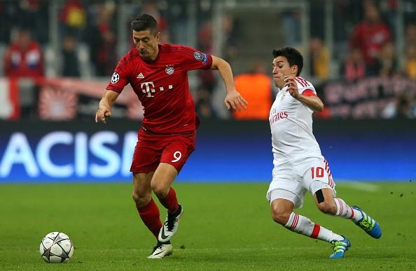 Cham diem Bayern vs Benfica: Doi khach kien cuong hinh anh 10