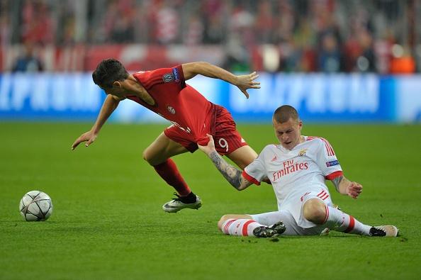 Cham diem Bayern vs Benfica: Doi khach kien cuong hinh anh 14
