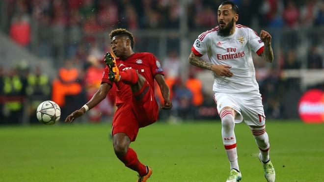 Cham diem Bayern vs Benfica: Doi khach kien cuong hinh anh 21