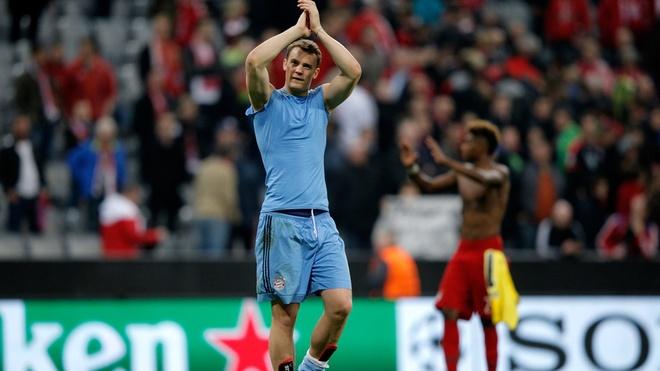 Cham diem Bayern vs Benfica: Doi khach kien cuong hinh anh 1