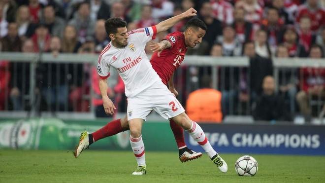 Cham diem Bayern vs Benfica: Doi khach kien cuong hinh anh 17