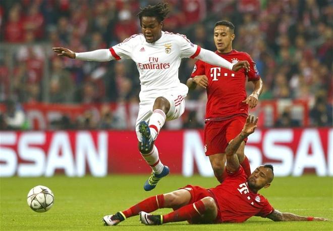 Cham diem Bayern vs Benfica: Doi khach kien cuong hinh anh 19