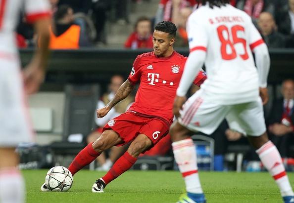 Cham diem Bayern vs Benfica: Doi khach kien cuong hinh anh 8