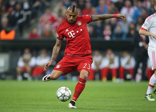 Cham diem Bayern vs Benfica: Doi khach kien cuong hinh anh 6