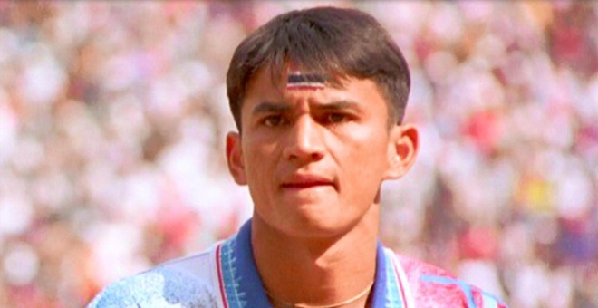 Tieng noi lich su chong lai Thai Lan o vong loai World Cup hinh anh