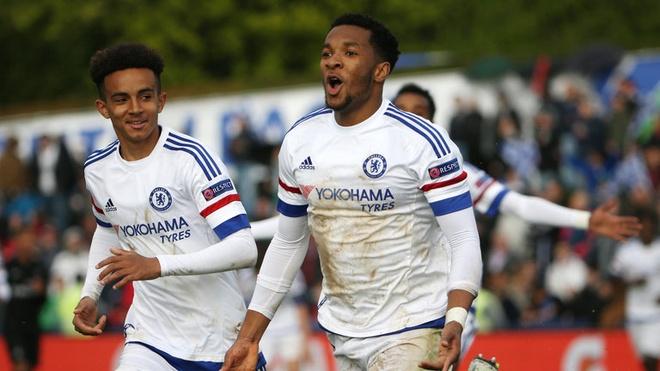 U19 Chelsea lan thu hai vo dich Champions League tre hinh anh