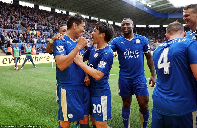 Leicester thang dam nhat tu dau mua khi Vardy vang mat hinh anh 18
