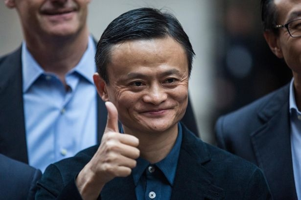 Ty phu Jack Ma len ke hoach thau tom AC Milan hinh anh