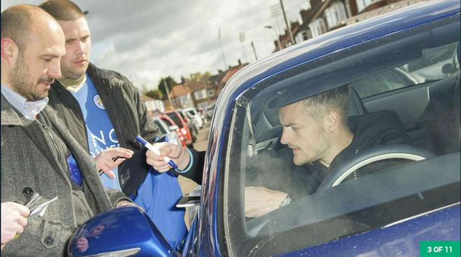 Thanh pho Leicester tung bung trang tri cho nhan cup hinh anh 17