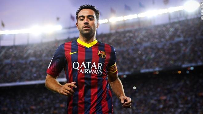 Xavi che Real da nhu doi bong nho truoc Barcelona hinh anh