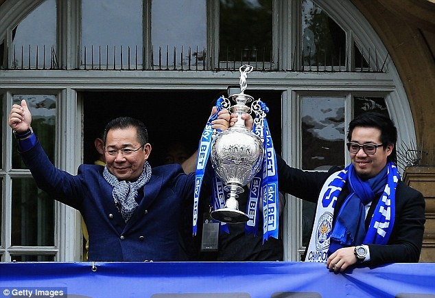Leicester City co the gian lan tai chinh anh 1