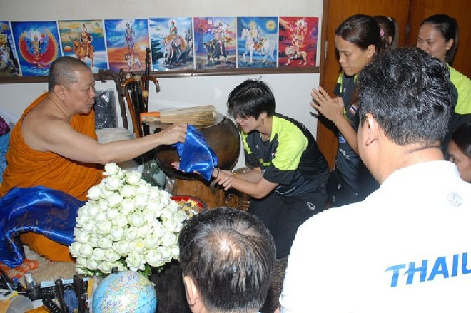 Nhieu doi the thao Thai Lan xin nha su Leicester lam le hinh anh 2
