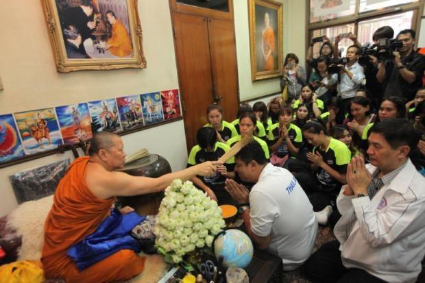 Nhieu doi the thao Thai Lan xin nha su Leicester lam le hinh anh 1