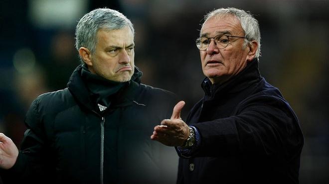 Che Ranieri nua khong, Mourinho? hinh anh