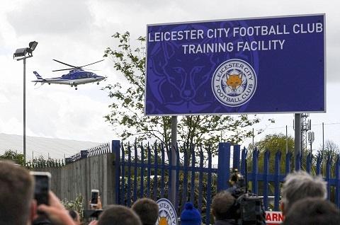 Khong khi vui ve o Leicester sau ngay dang quang hinh anh 9