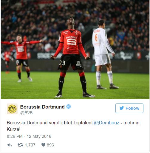 Qua mat Bayern, Dortmund co tai nang tre sang gia hinh anh 1