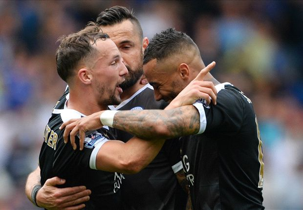 Tan vuong Leicester suyt thua cuu vuong Chelsea hinh anh